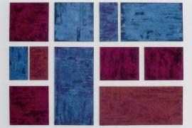 7. Colour Weave 300cmx280cm  2004