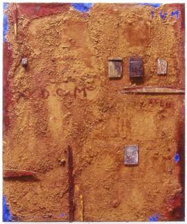 5. Rugine         120cmx100cm 2004